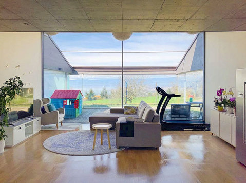 (306) Stunning 3 BR semi-detached house in Lavaux - Apartman Daireleri