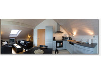 Furnished 4½ room duplex - Crans-pres-Celigny Avail November - Wohnungen