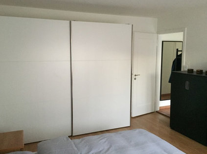 Beautiful flat in Zurich close to nature and city center ...