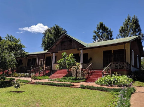Coffee Farm estate 372 acre land for sale with safari Lodge - زمین