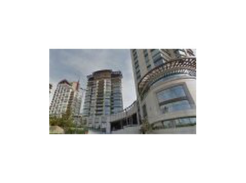 Apartment For Rent In Armani Macka Residences Istanbul - For Rent
