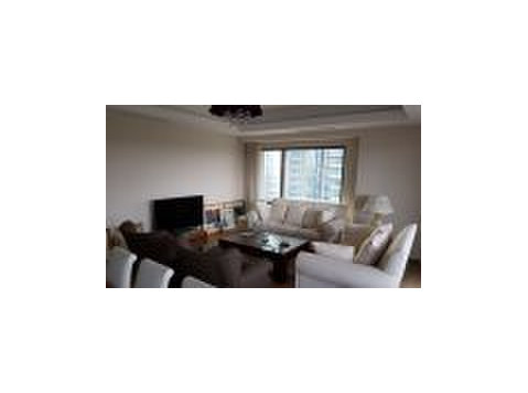 Furnished 4 Bedroom Apartment For Rent in Maslak 1453… - For Rent