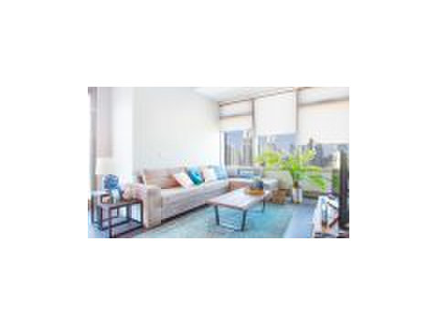 Mashattan 3 Bedroom Apartment For Rent in Maslak Istanbul - For Rent