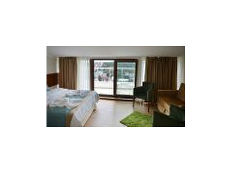 Studio Apartment For Rent Close To TRT WORLD - For Rent