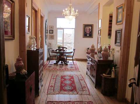 3 bed apartment for sale in historic building in Istanbul - குடியிருப்புகள்