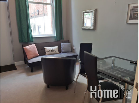 A Lovely 1 Bedroom Apartment Close To The City… - Apartments
