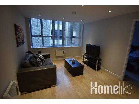 Toothbrush Apartments - 1 Bed Central Ipswich Apartment - Διαμερίσματα