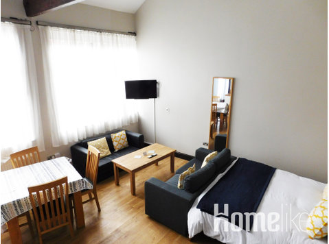 Appartement en mezzanine dans le quartier Colegate - Appartements