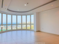 3 bedroom apartment for rent in Shaab with sea view- Kuwait