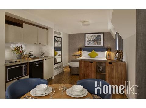 Deluxe studio in Barbican - Apartments