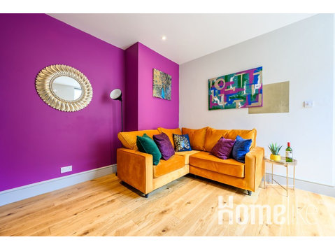 Modern one-bedroom apartment in Cardiff - Apartments
