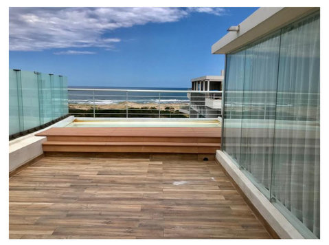 Penthouse In Front Of Playa Brava In Parada 32 - 公寓