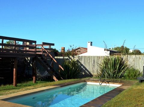 Ocean view,la Barra - Häuser