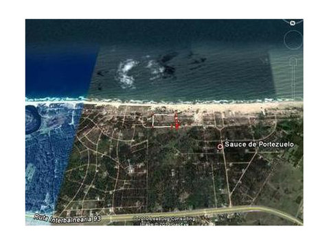 Plot of 73,000.00 sqm Sauce del Portezuelo beach - Zeme