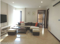 Bright 3 bedroom apartment with balcony for rent in L1 Ciput - Apartments