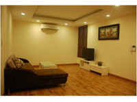 Furnished apartment for rent in Richland, Hanoi, Vietnam - Apartments