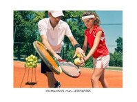 tennis Instructor With Animawork (1) - Sports and Recreation