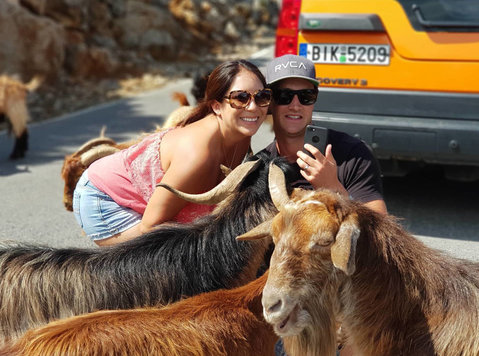 Driver / Guide for exclusive Mountain Safari Company Elounda - Tourism & Hospitality: Other
