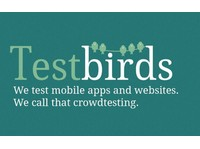 Test Users for Apps and Websites (2) - 	 Informationsteknologi