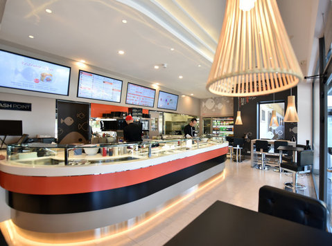 Sushi Chef for modern Japanese Sushi outlets in Malta - Restaurant and Food Service