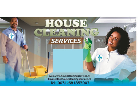 House Cleaaning Services. - 요식업