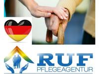 Praca dla opiekunek osób starszych +bezpł. Kurs niemieckiego - Opieka w domu