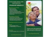 Opiekun/ka osoby starszej- praca na terenie Niemiec - Opieka w domu