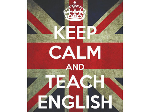 English teachers are required in Oman (British/American). - Inne