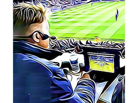 Sport Data Journalist - Atpūtas, izpriecu, kultūras un sporta pakalpojumi