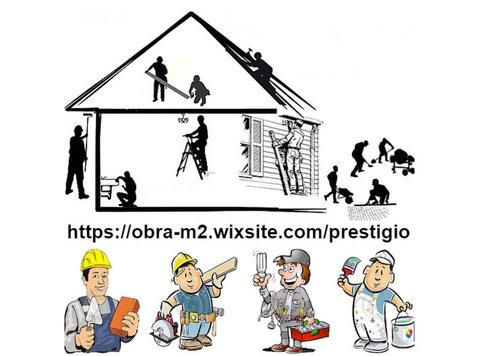 Remodelação e Manutenção, Obras em geral. - Overig