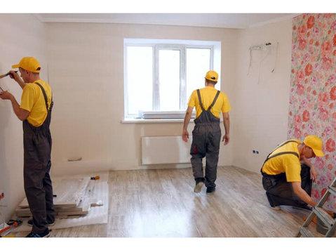 Realizamos todo o tipo de remodelação de interiores. - Publicidade