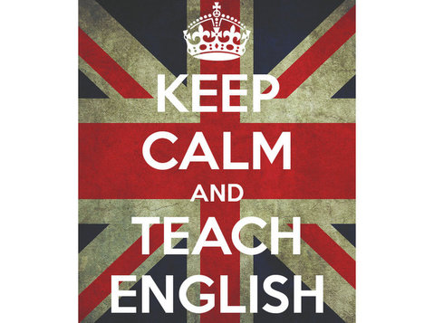 English Teacher - British / American native. - Drugo