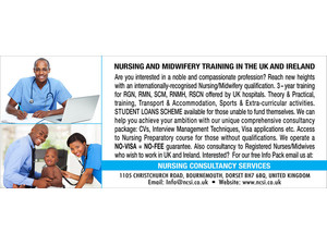 Nursing And Midwifery Training In The Uk - Nursing