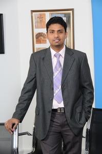 Ghalib Shaik