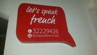 French center Let's speak French bh