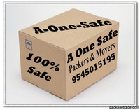 A One Safe Packers and Movers