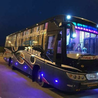 Dost Travels Volvo Bus