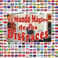 EL MUNDO MAGICO DE LOS DISFRACES