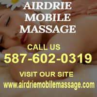 Airdrie Mobile Massage