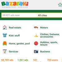 Bazaraki Ads