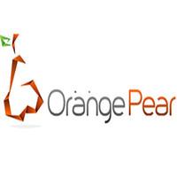 Orange Pear