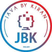Java by Kiran digital