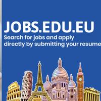 jobs.edu eu