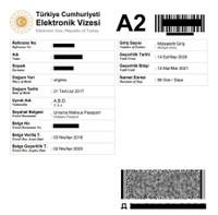 Turkey E-Visa