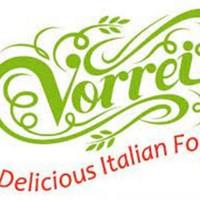 Vorrei Italian Food