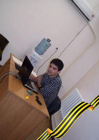 Laziz Norturaev
